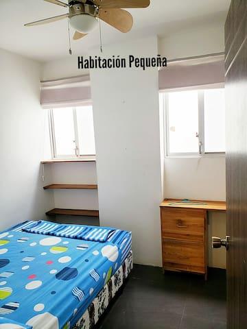 Habitación de renta