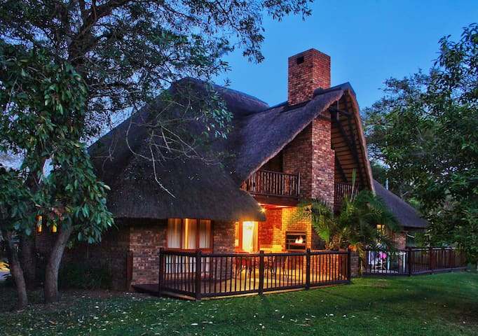 Cambalala Unit 2, Kruger Park Lodge - Hazyview - Casa