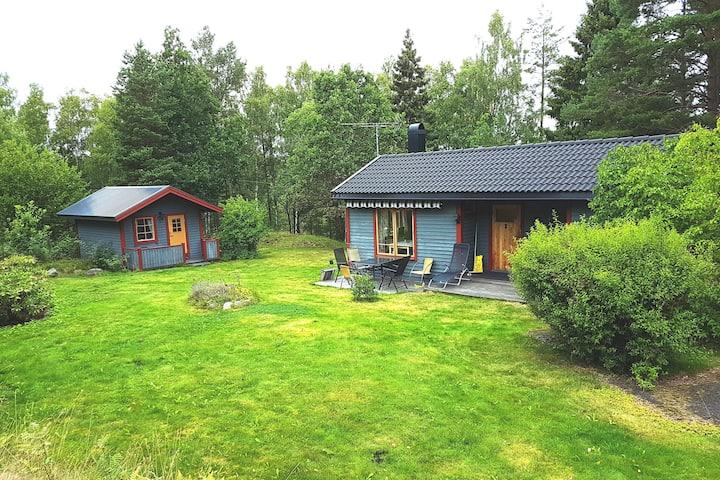 Cosy cabins 1 hr from Stockholm - Åkerö, Norrtälje