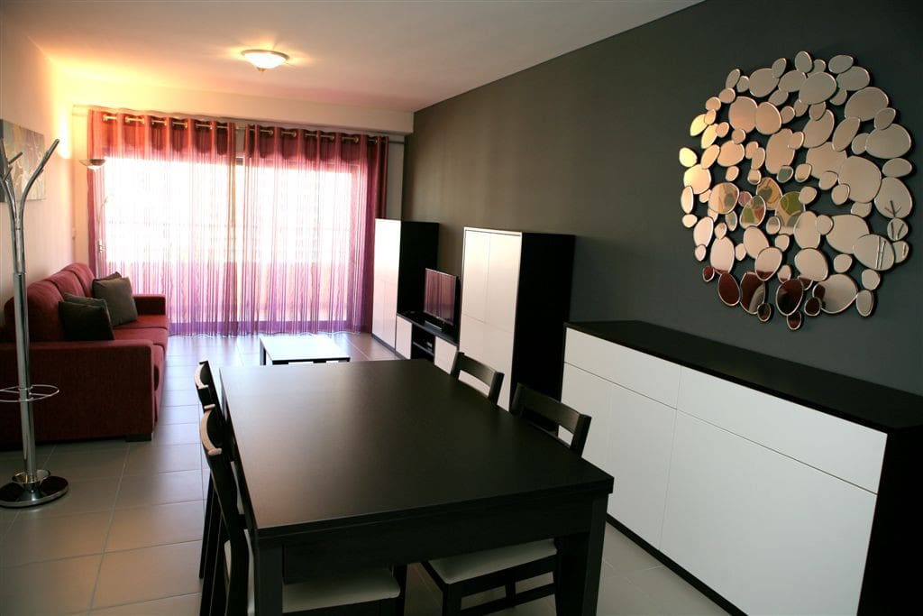 Sala com kitchenette