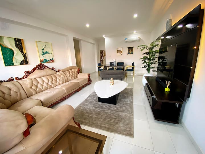 BaitsLiving Apartment, By NICON Town, Ikate, Lekki