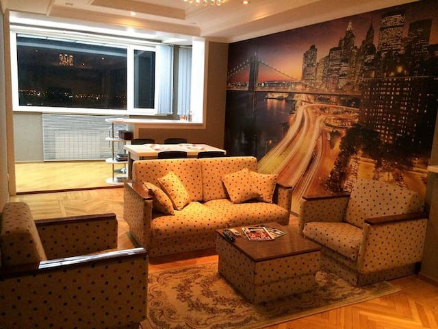 3 rooms apartment in Tashkent City center - Тошкент - Apartment