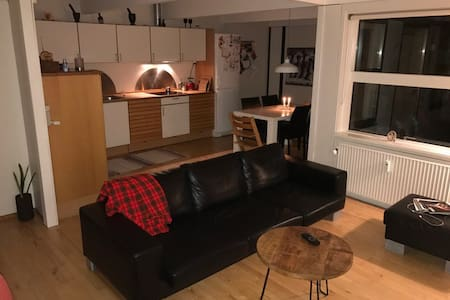 Subletting terraced house 28 March-21 April - Greve - Flat