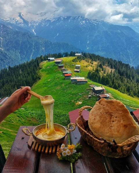 Trip to the Nature+Stay at my Place+Rize Merkez
