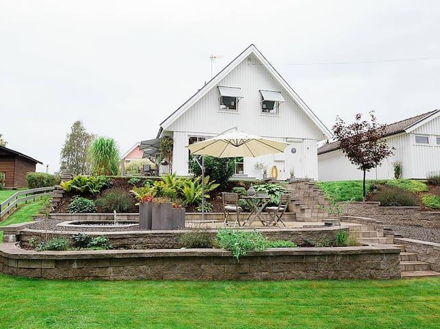 Nice house in beautiful surroundings