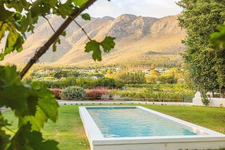 Klein Nektar Manor - Exclusive Use Luxury B&B - Montagu - Bed & Breakfast