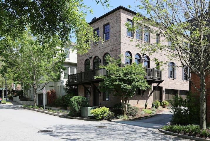 Modern Urban Studio in the City - Atlanta - Apartamento