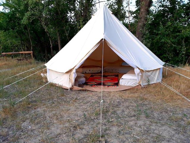 Tenda dormitorio