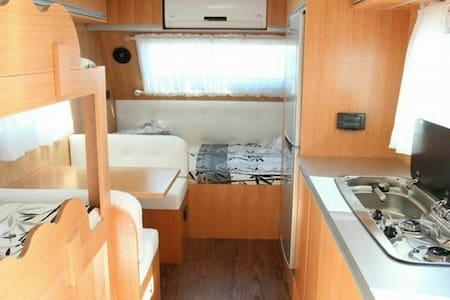 Sun Caravan - Eilat - Asuntoauto