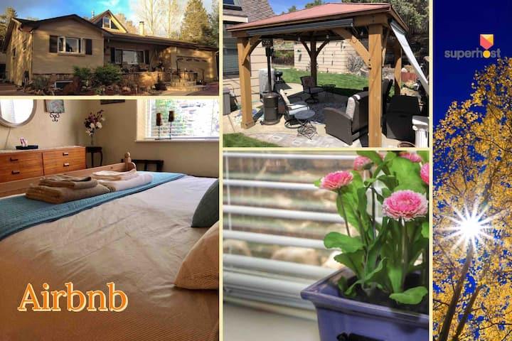 The Doanestead Private Guest Suite