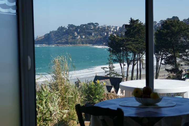 PERROS GUIREC -PLOUMANACH  J7,  DIRECT PLAGE, WIFI