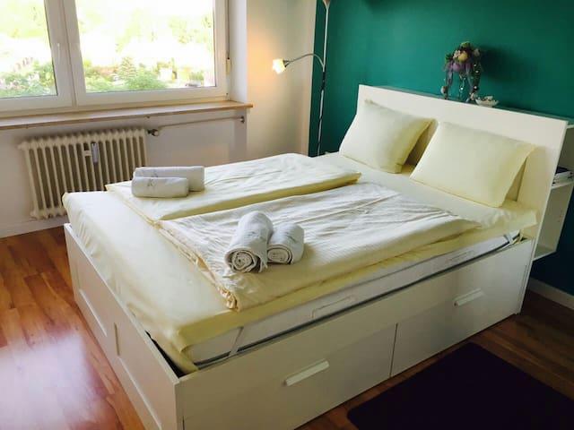 Schönes ruhiges Zimmer in München