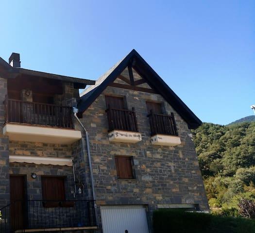 Apartamento de montaña en Villanúa - Villanúa