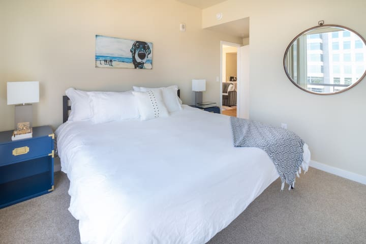 2BD/2BA Luxury Apartment - Perfect for Business