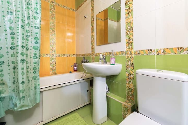 Трехкомнатная квартира во Владимире apparts 3-room