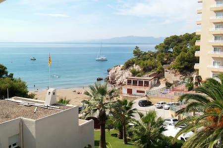 SEA VIEWS, SWIMMING POOL AND PORTAVENTURA - Salou - Apartament
