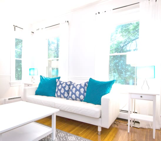 College Hill Apt @ Brown Thayer & Wayland Square