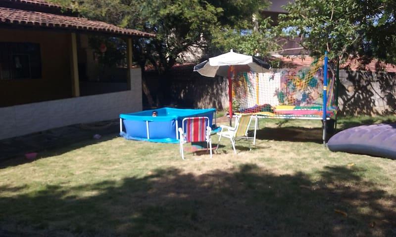 Casa Amarela - Guarapari - feriados, FDS, carnaval