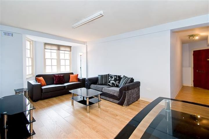 Lovely Flat in Hyde Park and Marble Arch