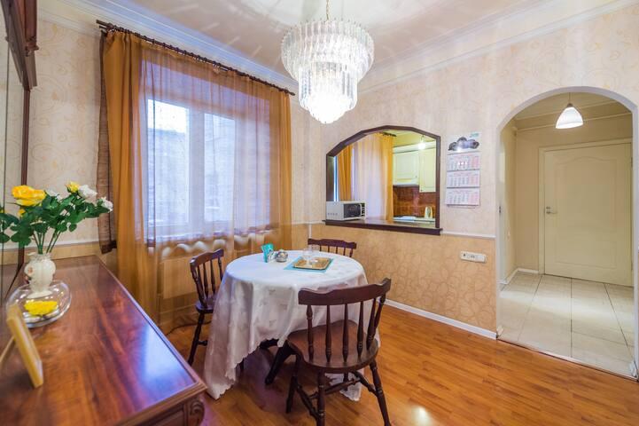 1-room Apartment in Tverskaya area