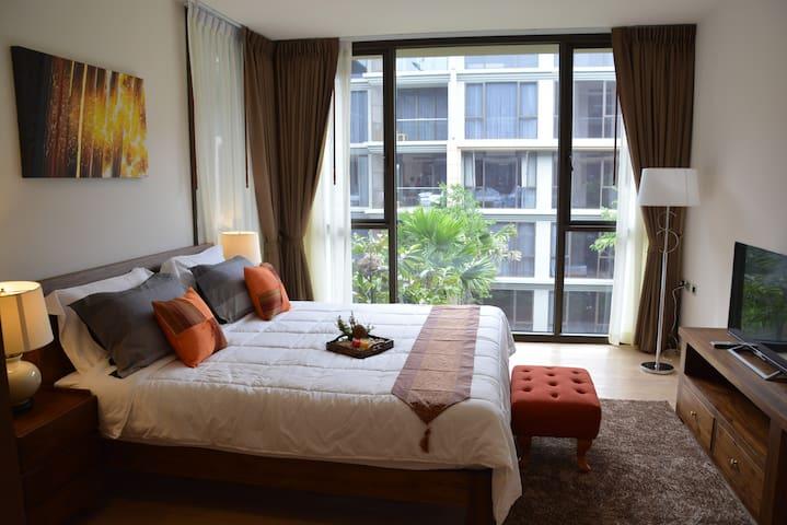 """Paradise on the Earth"" Luxury Condo Maikhao Beach - TH - Apartment"
