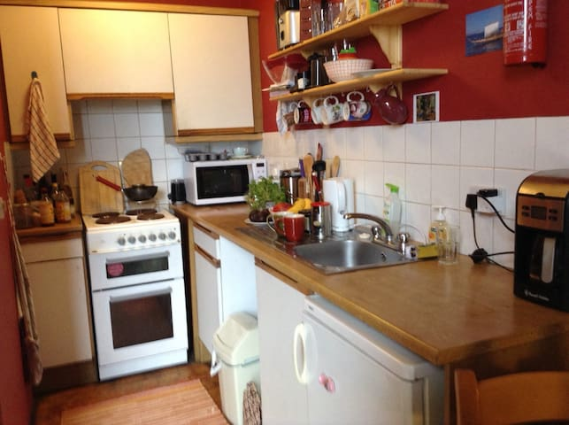 Comfortable Double Room close to city and gigs - Cork - Lägenhet