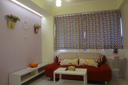 Home1876 (全新裝潢) 台南市中心正興街上.一房一廳 - 中西區