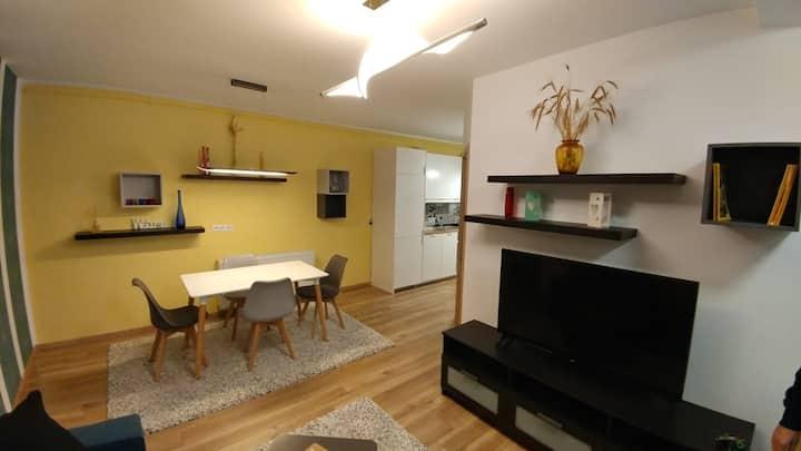 Cluj City Vibe 2 bedroom apartment 604
