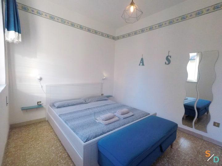 Central holiday apartment in Viareggio