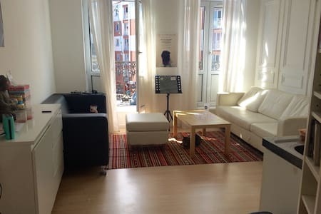 Appartement lumineux - CENTRE - Wohnung
