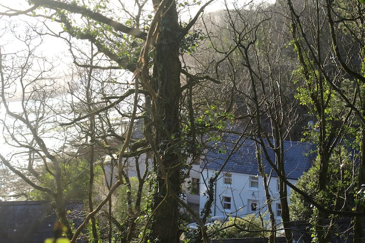 Secluded Waterside Cottage, Pembrokeshire
