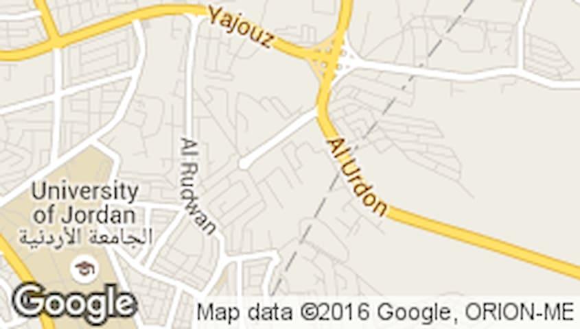 SECURE AND QUIET - Amman - Wohnung