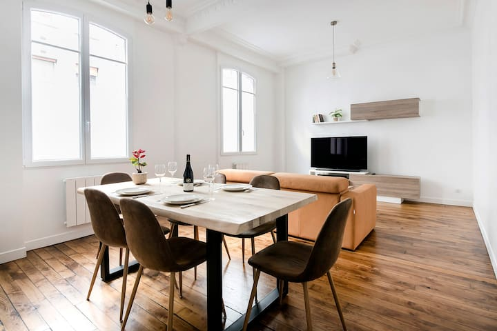 Charming Family Apt in the Heart of Paris 20!