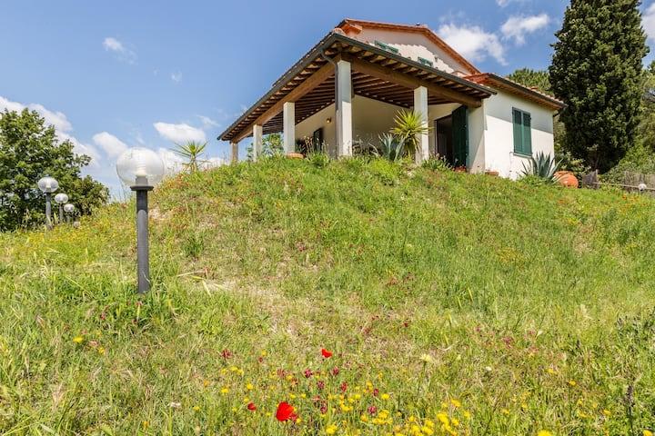 Villetta dei Forti indipendente giardino recintato