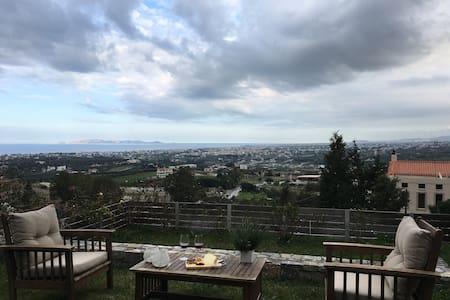Luxurious modern sea view villa - Heraklion - Vila