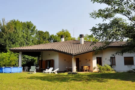 Charming Villa in the Countryside - Spilimbergo - วิลล่า