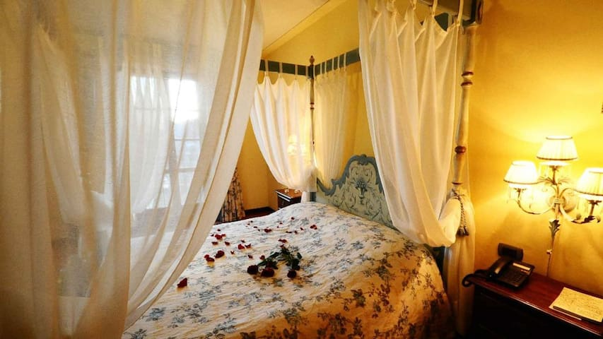 Wellness & SPA Suite in Toscana - Poppi - Apartamento