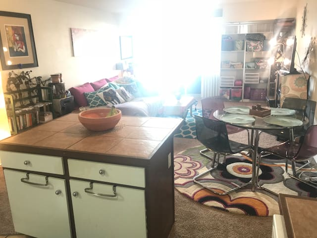 Private 2 bed/1 bath Near Downtown/CityPark/Colfax