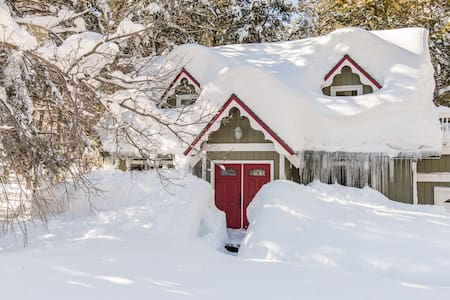 Cozy, Ski-Central Lake Tahoe Home - South Lake Tahoe - Casa