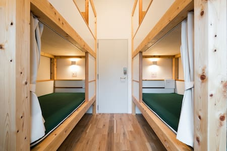 Private 4-Bed Dormitory