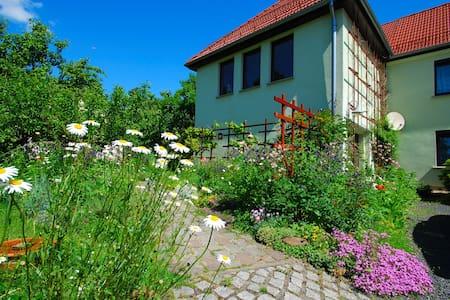 Ferienwohnung Sonnenhut- welcome! - Großdubrau - Rumah