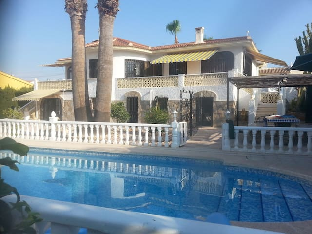 Private 3 bed Villa with own private pool.