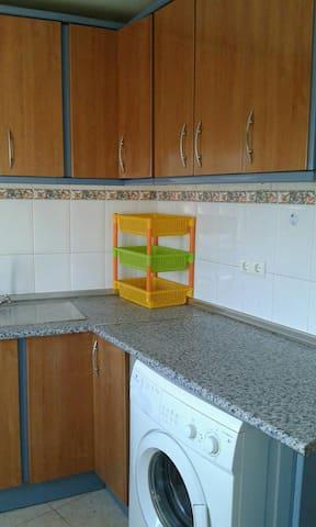 Acogedor piso en Pedrola - Pedrola - Apartmen