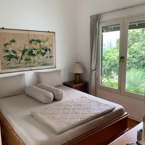 Arga Turangga Villa - Hillside View