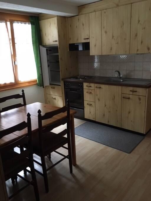 Private Küche
