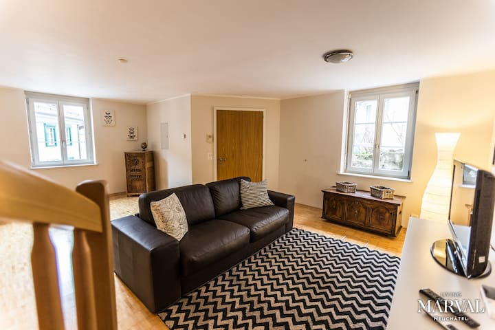Exclusive apartment  Louis  Marval