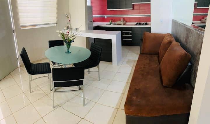 Confortable apartamento en condominio