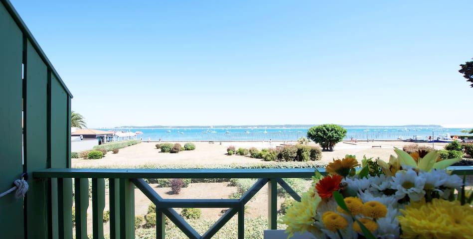 Duplex avec belle vue sur le Bassin, Cap-Ferret