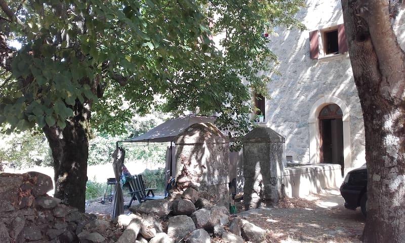 Chambre mansardée - Santa-Maria-Siché