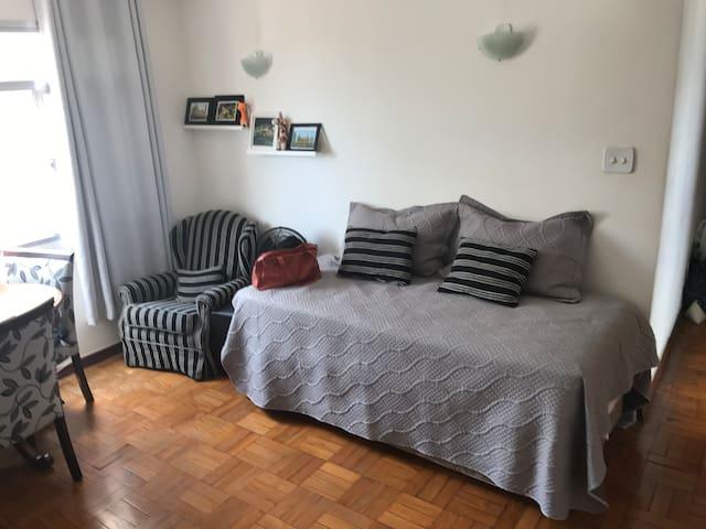 Apartamento ponto alto de São Paulo